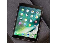 iPad 5th generation black