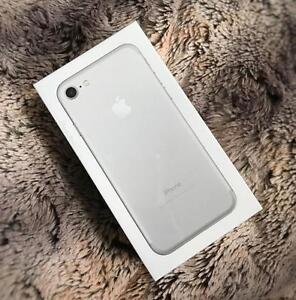 Apple iPhone 7 Plus - Silver Color - Sealed/New In Box