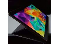 "Samsung Galaxy TAB S 10.5""- 'new condition, fully boxed & premium case'"