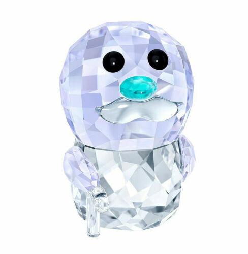 $89 NEW In Box Swarovski SCS GRANDPA PENGUIN Crystal Figurine 5405833