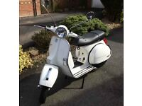 Vespa PX125 2014 - Very Low Miles