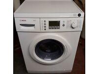 Bosch exxcel washer dryer