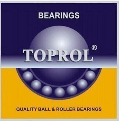 TOPROL 02872/02820 Inch Taper Roller Bearing Cup/Cone Set - Construction Cone Cups