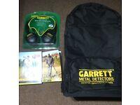 Garrett Euro Ace metal detector