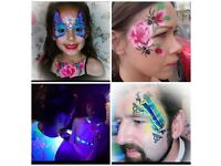 Face painting ,Face and Body artist