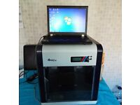 XYZ da Vinci 2.0 Duo 3 D Printer
