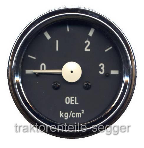 Öldruckmanometer UNIMOG 60 mm NEU 229 Foto 1