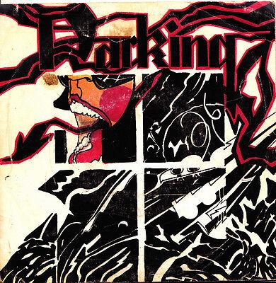 Parking-Heroes aus Carton + der Terminator Single Vinyl 1975 Spain ()