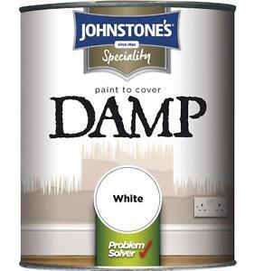 damp proof paint anti damp white matt finish 750ml. Black Bedroom Furniture Sets. Home Design Ideas