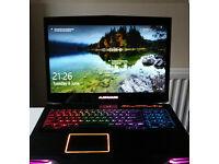Alienware M17x R3 - i7-2630qm Radeon 6970M - 256GB SSD - 120GB SSD - 16GB RAM