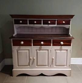 Welsh dresser side cabinet cupboard