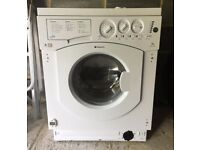 Hotpoint Aquarius BHWM149 Integrated Washing Machine