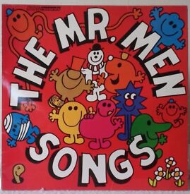 2 LPs for Children - The Mr Men Songs and Four Traditional Fairy Tales