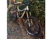 Kona Entourage mountain bike