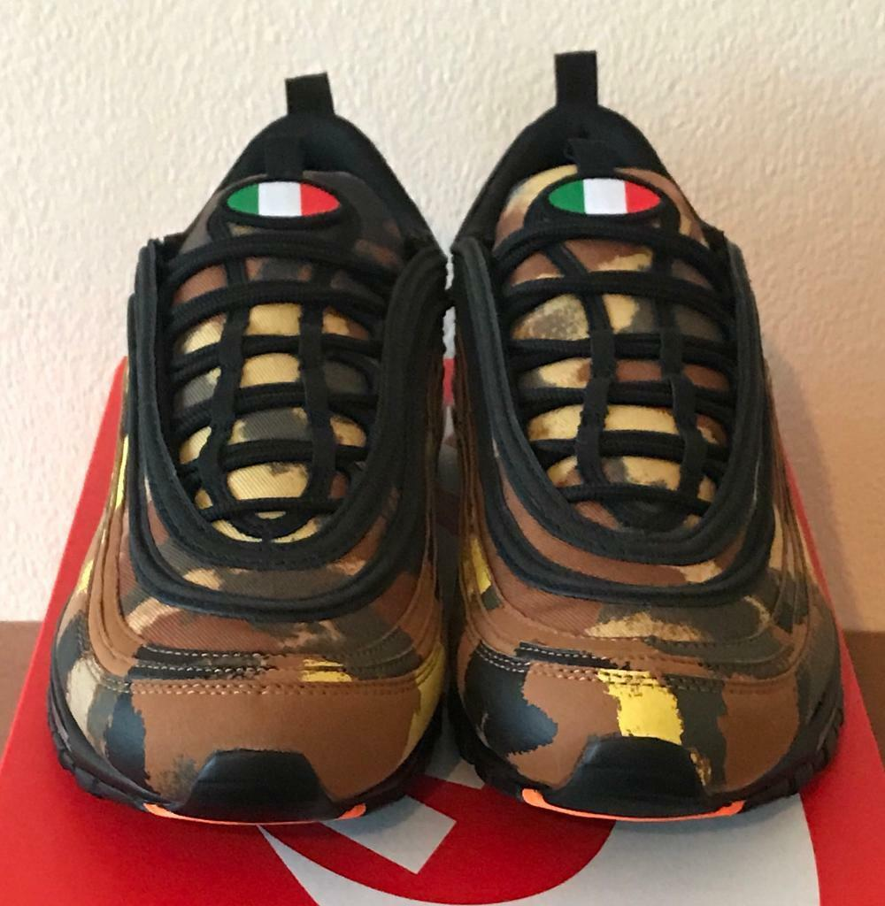 Nike Air Max 97 'International Air' UK 10 Italy Camo AJ2614 202 | in South East London, London | Gumtree