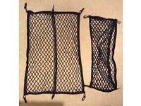 Skoda Octavia Estate elasticated boot cargo netting nets