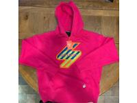 NEW Superdry Hot Pink - Womens Hoodie - Size 14 - Tags Still On - Never Used