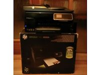 *Spares/Repairs* New HP Officejet 8500A (including new HP ink cartridges & printer heads)