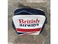 British Airways Vintage Bag. Collectors piece. In excellent condition.