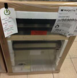 ***BRAND NEW Hotpoint 60cm wide gas cooker for SALE with 1 year guarantee***