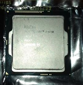 4th gen i7 4790 PC component