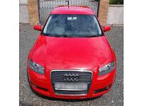 Audi A3 TDI S 2.0L, 2006, 5 Door Sportsback, DSG, S Tronic box,Paddle Shift,12 Mths MOT, Good Cond