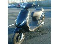 PIAGGIO ZIP 50cc 2010 60 Plate Immaculate Condition