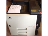 Konica Minolta magicolor 8650DN A3 Colour Laser Printer