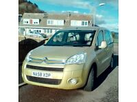 Citroen Berlingo Multispace - family car or camping car