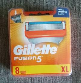 Gillette Fusion5 Blades (8 pack)