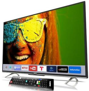 SANYO 65INCH 4K UHD SMART LED TV IN BOX WITH WARRANTY ------ NO TAX SALE