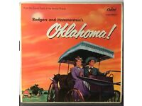 OKLAHOMA! 12 inch VINYL. Rogers and Hammerstein