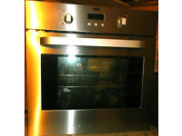Built-in oven in good clean working order