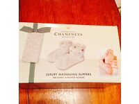 Champ nets Luxury Massaging Slippers