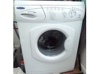 Hotpoint Aquarius Washing Machine WMA54 1200 Spin Speed