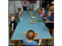 Play group for under 5s