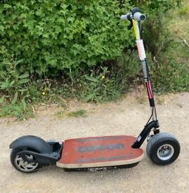 GO PED ESR 750 electric scooter