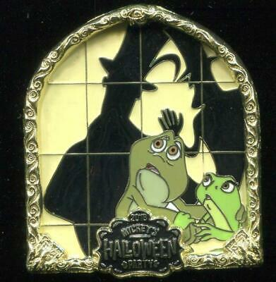 Halloween Mystery Party (DLR Mysterious Shadow Halloween Party 2018 Dr Facilier LE Disney Pin)