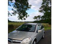 2007 Vauxhall Astra 1.7 CDti estate 2 owners full history 8 months mot swap for van great runner