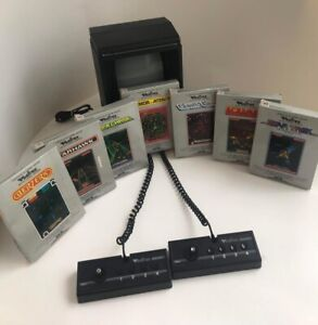 Vectrex Vintage Gaming System with Games