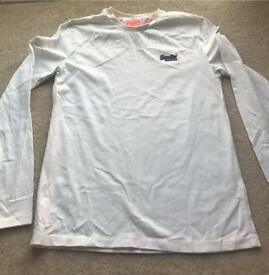 Men's Superdry Long Sleeve Top