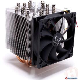 Scythe ninja 3 silent gamer AMD/Intel cooler