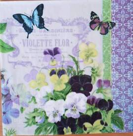 Paper Napkins Tissue for decoupage craft