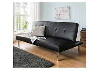 Brand new leather sofa bed (double)