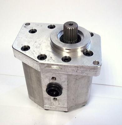 Zetor Tractor Hydraulic Pump - 53420910 53420911 78420903