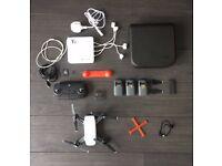DJI Spark, Controller, 3 Batteries, Charger + Extras