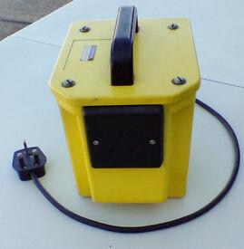 240v Isolating Transformer (240v in - 240v out)