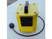 240v Isolating Transformer (240v in - 240v out)