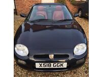 MG MGF 1.8 Covertable Sport