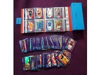 Match Attax Folder and hundreds of cards!